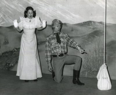 Birdcage Theatre Knott's Berry Farm - Cloak of Evil