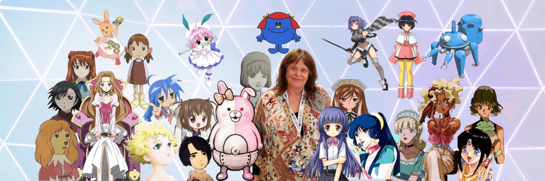 Rebecca Forstadt anime voice actor